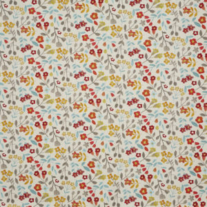 tissu enduit pvc betty butterscotch