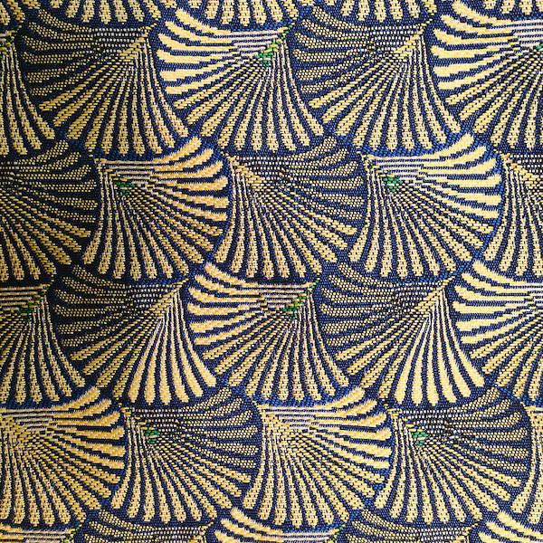 tissu jacquard shell