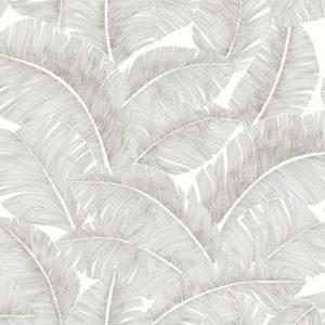 tissu coton ameublement totem gris