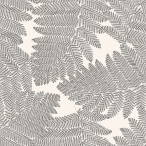 tissu coton enduit wood