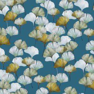 tissu coton ameublement celine canard