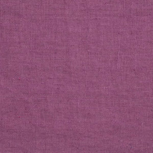 tissu lin lavé raisin